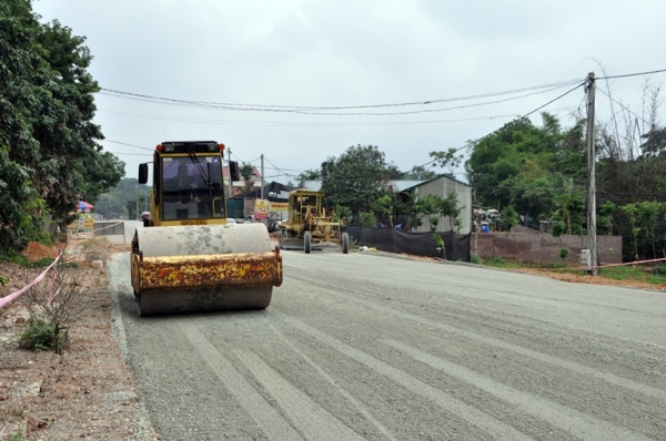 Bắc Ninh: Gần 430 tỉ đồng xây dựng tuyến đường nối Gia Bình với Thuận Thành