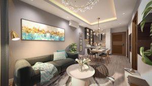 Phòng khách Hà Nội Phonix Tower