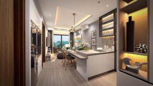 Phòng bếp ăn Hà Nội Phonix Tower