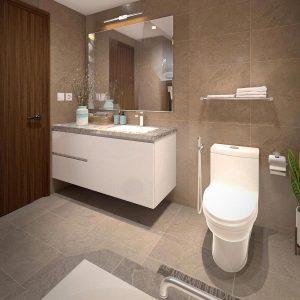 Phòng WC Hà Nội Phonix Tower