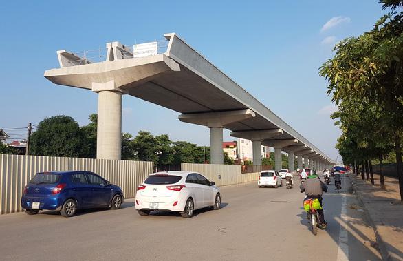 Hà Nội đề xuất chi hơn 65.000 tỷ đồng làm tuyến metro Văn Cao – Hòa Lạc