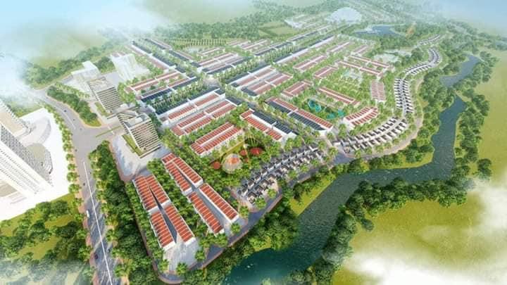 Bán Shophouse KĐT Phú Mỹ Quảng Ngãi