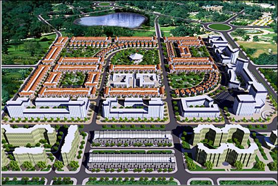 Dự án Khu đô thị Dabaco – Vạn An