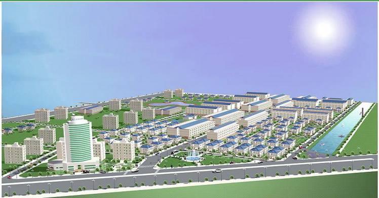 Dự án Khu đô thị mới Đồng Nguyên, Từ Sơn, Bắc Ninh