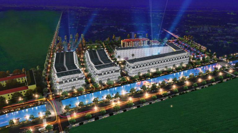 Khu đô thị QCL Yên Phong