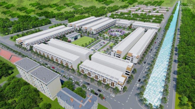 Khu đô thị Tam Đa New Center, huyện Yên Phong, tỉnh Bắc Ninh